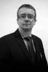 Photo of Iain Gould, a solicitor who specialises in actions against the police