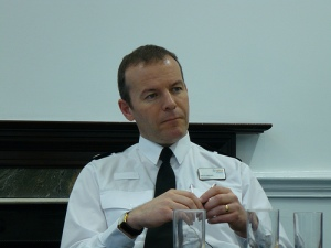 Picture of Nick Gargan, Chief Constable