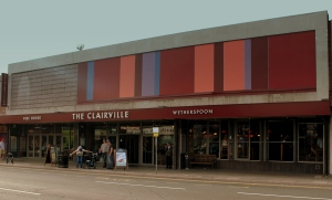 Photo of The Clairville Pub, where Nick Browse was arrested for being drunk and disorderly.