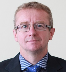 Photo of Iain Gould, solicitor, who discusses gross misconduct in police matters.